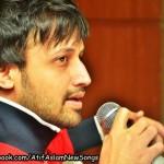 Atif Aslam's Ahmedabad Press Conference (2)