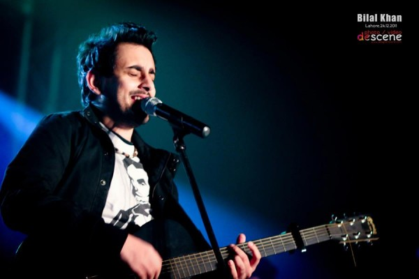 Bilal Khan Live in Lahore (Concert Pictures)