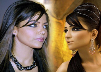 Humaima Malick and Hadiqa Kiani