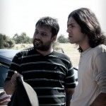 The Sketches - Nind Nashe vich - Moments during the video shot (3)