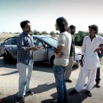 The Sketches - Nind Nashe vich - Moments during the video shot (4)