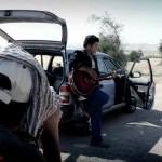 The Sketches - Nind Nashe vich - Moments during the video shot (6)