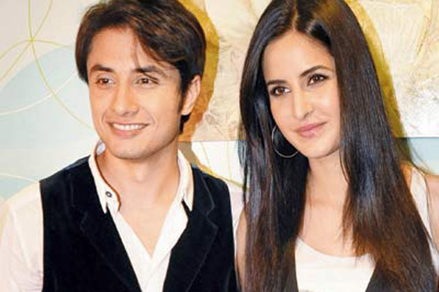 Ali Zafar with Katrina Kaif