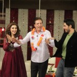 Javed Sheikh dances on the tellybrations (Small)
