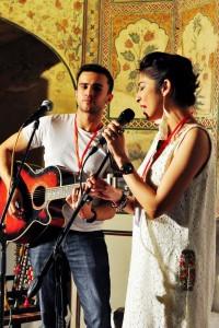 Meesha and Shafi