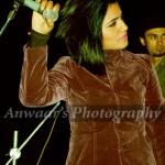 Quratulain Balouch Live at City School in Faisalabad (3)