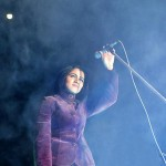 Quratulain Balouch Live at City School in Faisalabad (4)