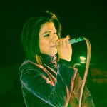 Quratulain Balouch Live at City School in Faisalabad (7)