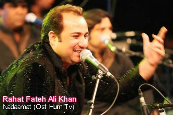 Rahat Fateh Ali Khan Nadaamat