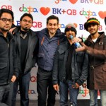 Quratulain Balouch, Bilal Khan at Air University, 13 Feb 2012 (45)