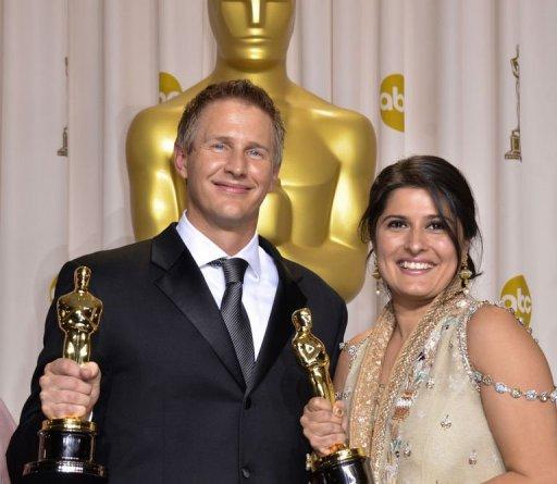 Sharmeen and Daniel