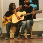 The Sketches Live at Sufi Conference 11th February 2012 (2)