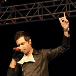 Ali Zafar , Roxen & Saeen Zahoor Live at Royal Palm (3)