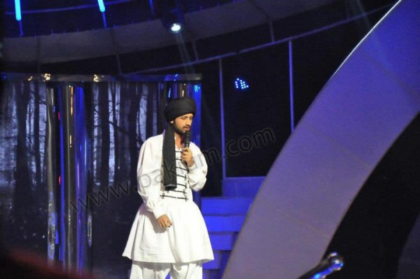Atif Aslam New Look in Sur Kshetra