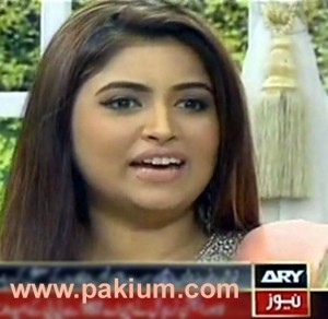 Maya Khan to host morning TV show on ARY NetWork