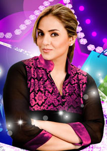 Nadia Khan back on GEO TV Networks
