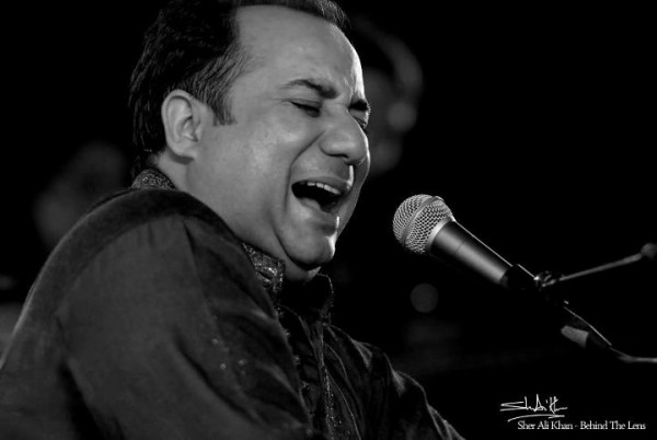 Rahat Fateh Ali Khan Live in Concert at Marriott Hotel Islamabad