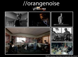 Orange Noise Uth Records 2.0