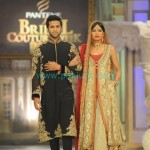 Asifa and Nabeel at Bridal Couture Week Day 3