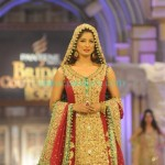 Gia Ali at Bridal Couture Week Day 3
