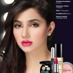 Mahira Khan New Photoshoot for Luscious Cosmetics