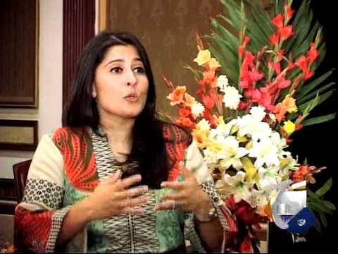 Sharmeen Obaid Chinoy in GEO