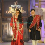 Showstoppers Mani and Hira at Bridal Couture Week Day 3