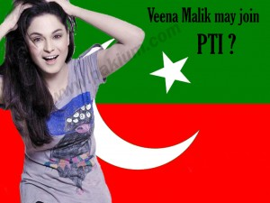 Veena Malik to join PTI