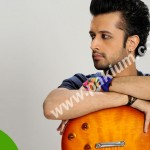 Atif ASlam Jazz JAzba Shoot