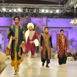 Groom Model at Bridal Couture Week 2012