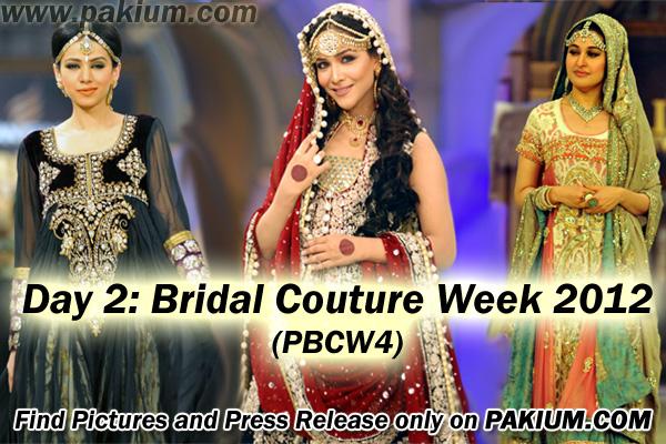 humaima shaista tooba bridal couture week 2012