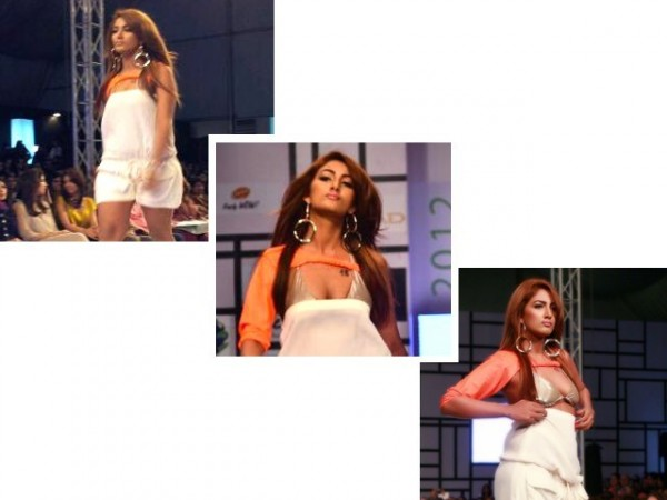 Mathira Top Fall in Fashion Pakistan Week 3 Day 1