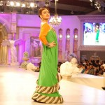 model-on-ramp-Bridal-Couture-Week4