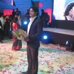 Ali Zafar with DadaSaheb Phalke academy award