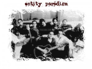 Entity Paradigm Band's first line up