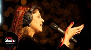 Hadiqa Kiani Kamlee in Coke Studio Season 5 Episode 1