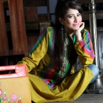 VJ Syra Yousuf Model for Clothing Line (2)