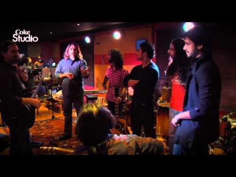 Coke Studio Season 5 Episode 1 BTS