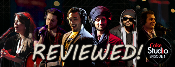 Review of Episode 1 of Coke Studio Season 5
