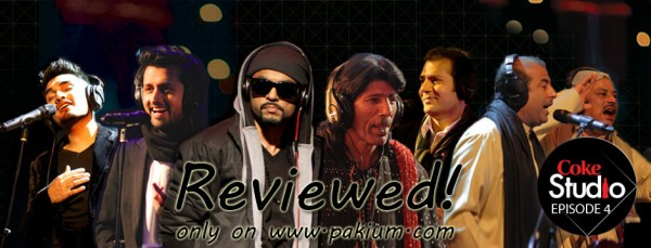 Review of Coke Studio Season 5 Episode 4