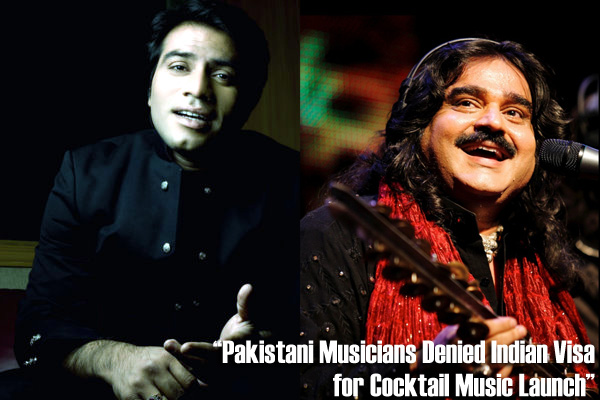 Arif Lohar and Javed Bashir denied Indian Visa
