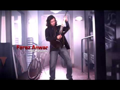 Faraz Anwar in PTCL 3G Nitro Cloud AD