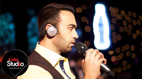 Overload's Mahi in Coke Studio