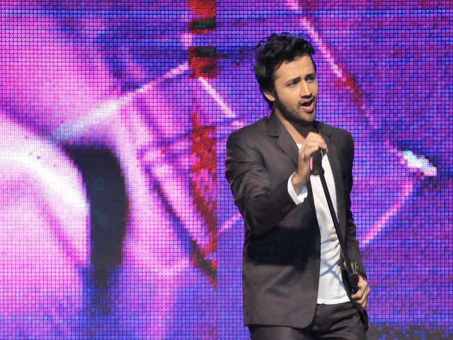 Atif Aslam Joins Forces with Peter Gabriel