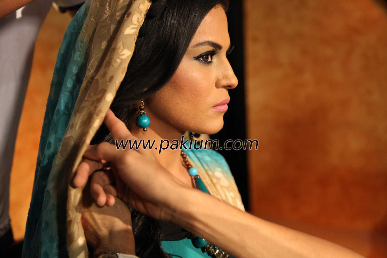 Veena Malik hosting AStaghfaar