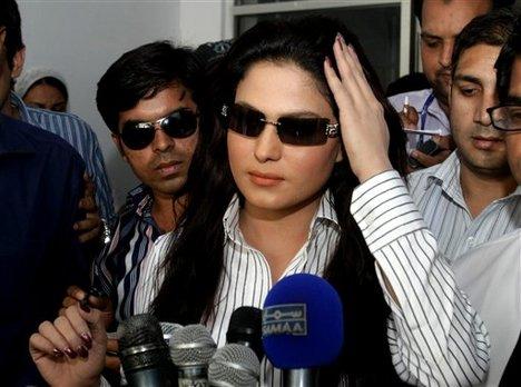 Affair with Muhammad Asif an Asset for Veena Malik