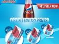 Pepsi CRicket Fantasy League
