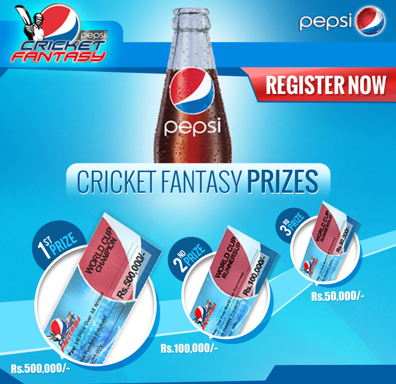 Pepsi CRicket Fantasy League
