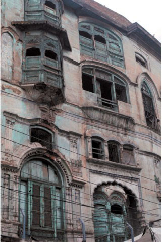 Ranbir Kapoor grand father house in Peshawar