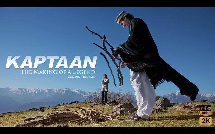 'Kaptaan' Stars Threatened with Death